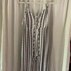 LF romper/Maxi dress